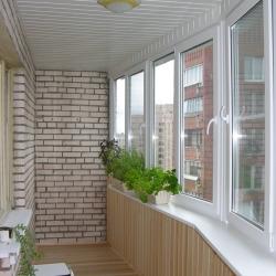 Балкон 2 (пр. Просвещения)