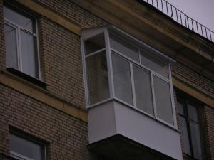 Алюминиевое остекление от компании Теплый Балкон СПБ